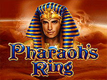 Слот Pharaoh's Ring